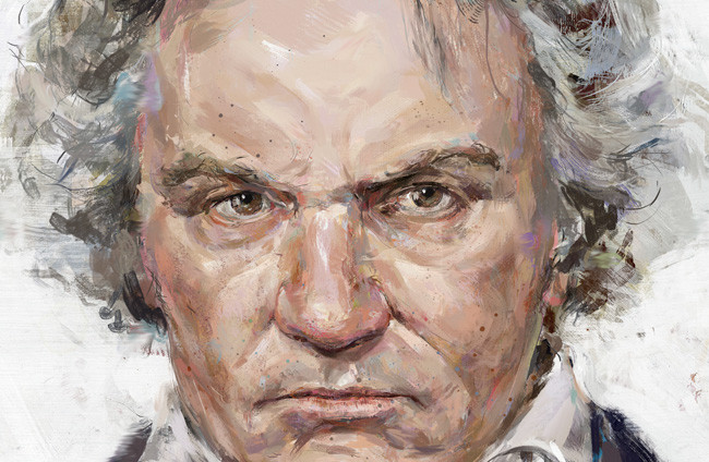 Beethoven | Futuraskolan Magazine | Stepping Stones