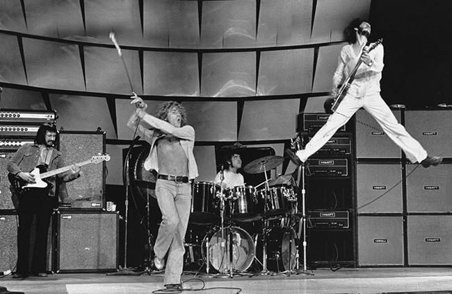 The Who | Futuraskolan Magazine | Stepping Stones