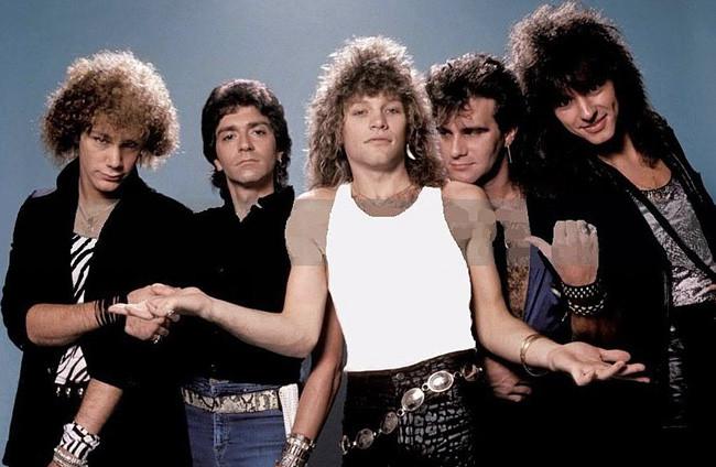 Bon Jovi | Futuraskolan Magazine | Stepping Stones