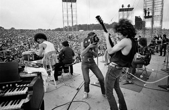 Santana, Woodstock 1969 | Futuraskolan Magazine | Stepping Stones
