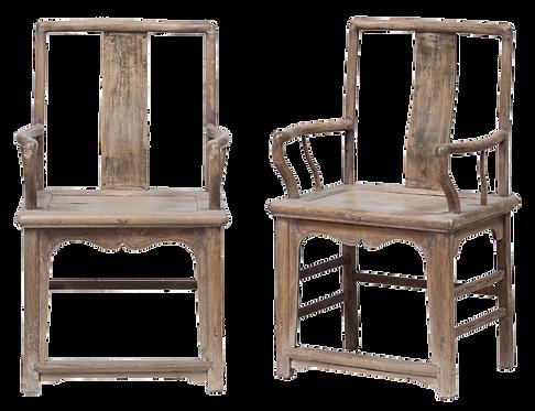 paire de chaise anciennes