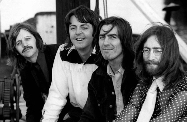 The Beatles | Futuraskolan Magazine | Stepping Stones