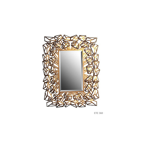 Miroir compression losange