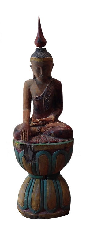 Bouddha Birman ancien