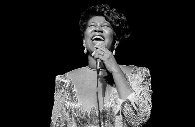 Aretha Franklin | Futuraskolan Magazine | Stepping Stones