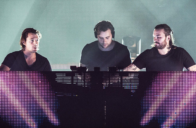 Swedish House Mafia | Futuraskolan Magazine | Stepping Stones | Stockholm