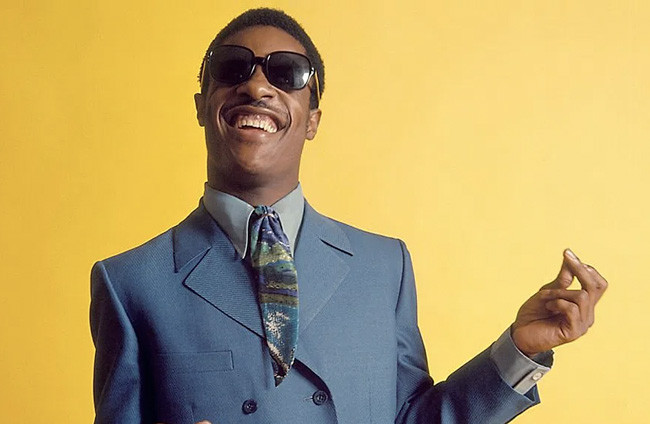 Stevie Wonder | Futuraskolan Magazine | Stepping Stones