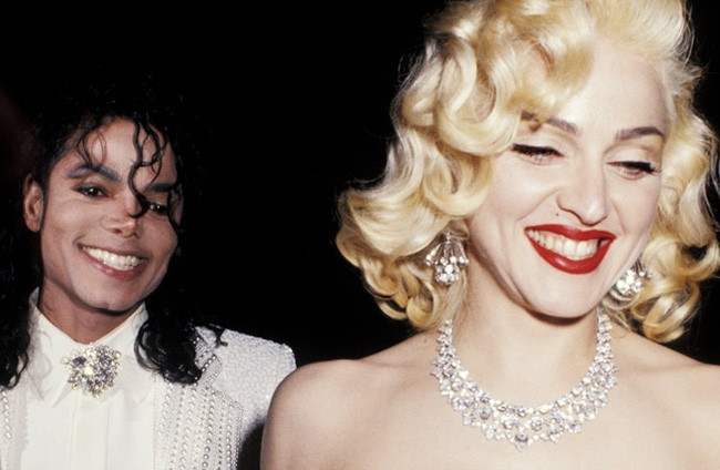 Michael Jackson & Madonna | Futuraskolan Magazine | Stepping Stones