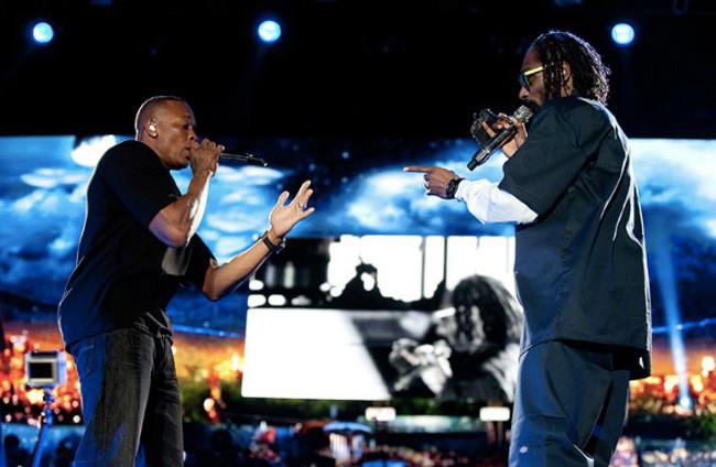 Snoop Dog & Dr Dree | Futuraskolan Magazine | Stepping Stones