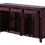 Thumbnail: Meuble Dongbei en orme ancien relaqué violet