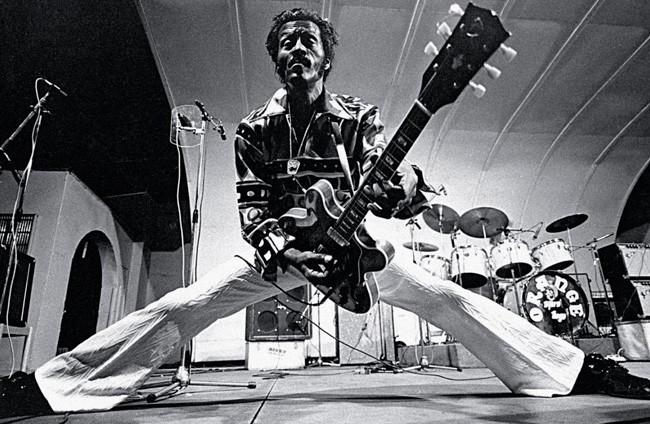 Chuck Berry | Futuraskolan Magazine | Stepping Stones