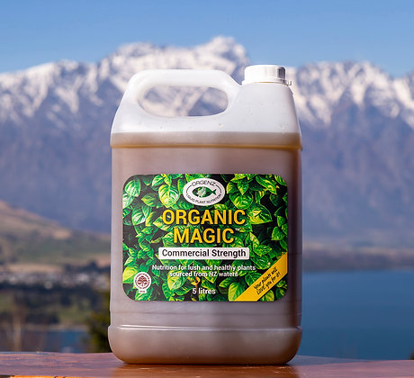 Organic Magic Commercial Strength 5 Litre