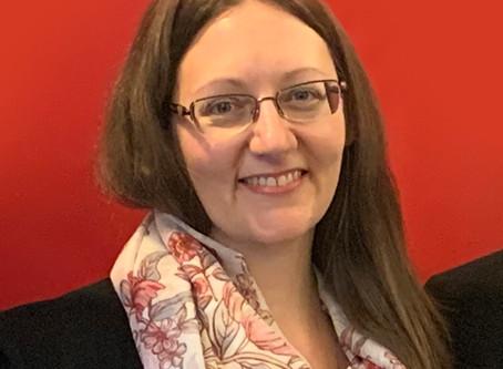Dr. Laura Grogan awarded the Australian Academy of Science's prestigious J G Russell Award!