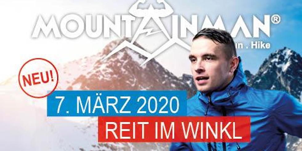 Dog's Activity ist bei MOUNTAINMAN Wintertrail 07.03.2020 Reit im Winkl
