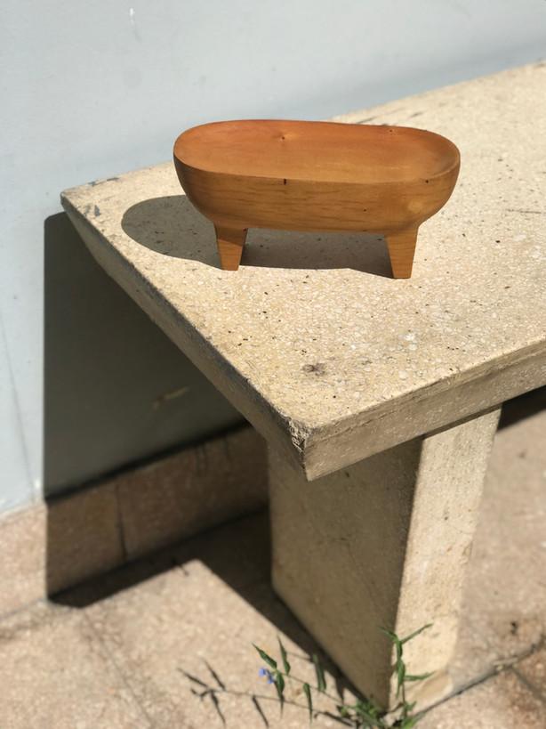 Decoración artesanal en madera