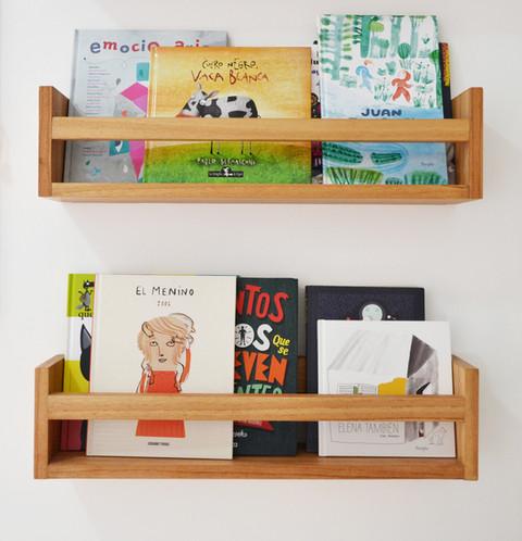 Estantes para libros