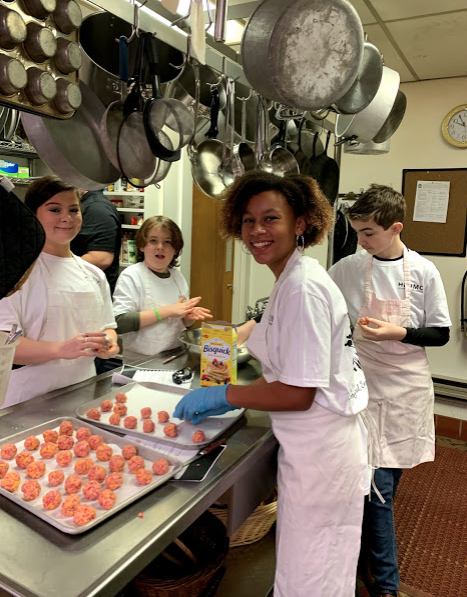 Youth serving