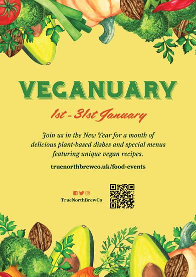 Veganuary 2022