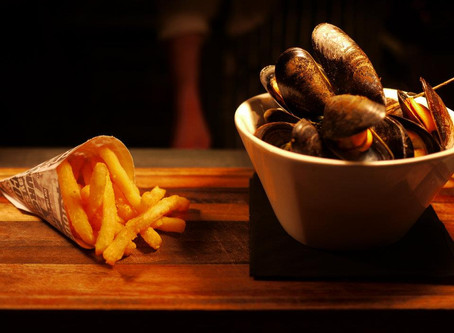 The Waggon & Horses are bringing the mussel!