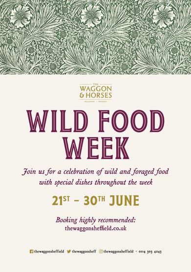 WILD FOOD WEEK