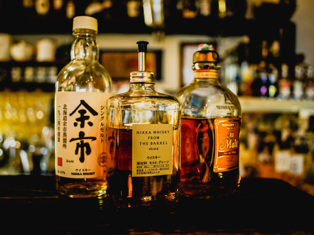 Nikka Whisky comes to The Waggon & Horses