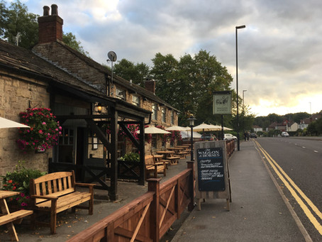 20% off food with a Sheffield Carers Card