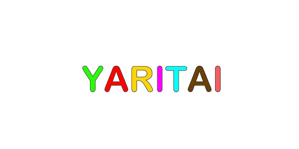 UP LIFT主催イベント『YARITAI』