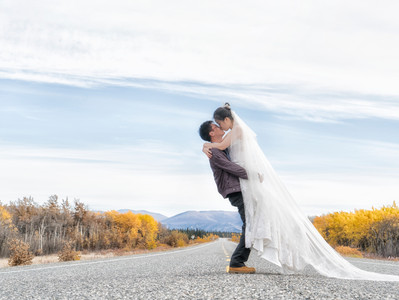 [KE STUDIO_婚紗旅拍_Kris Chiu]加拿大_白馬市_北極圈_阿拉斯加公路