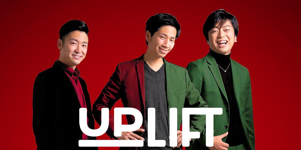 【オンライン視聴チケット】UP LIFT Xmas LIVE〜RED〜