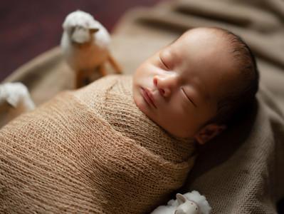 [KE STUDIO_Newborn新生兒攝影]0歲6天