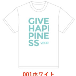 UP LIFT_GH_Tシャツ(ホワイト)