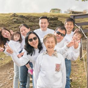 [KE STUDIO_家庭寫真_Kris Chiu]四代同堂台灣旅遊的家庭寫真