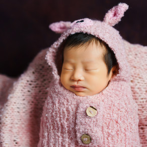 [KE STUDIO_Newborn新生兒攝影]0歲10天
