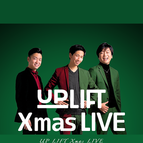 【DVD 】UP LIFT Xmas LIVE -GREEN-