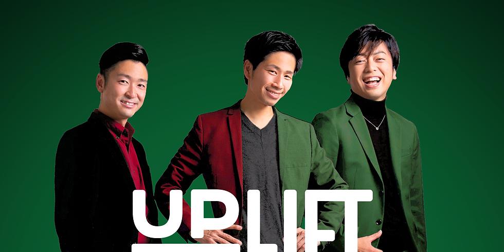 【オンライン視聴チケット】UP LIFT Xmas LIVE〜GREEN〜