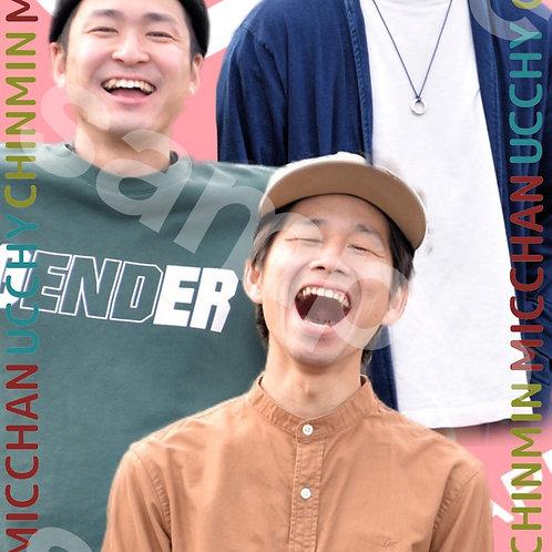 マンスリー待受(UP LIFT2021)
