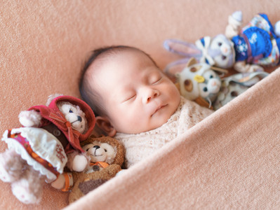 [KESTUDIO新生兒攝影_Newborn Photography]0歲10天_小小黃