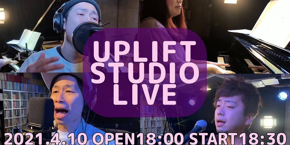 STUDIO LIVE  (アフタートーク付き)