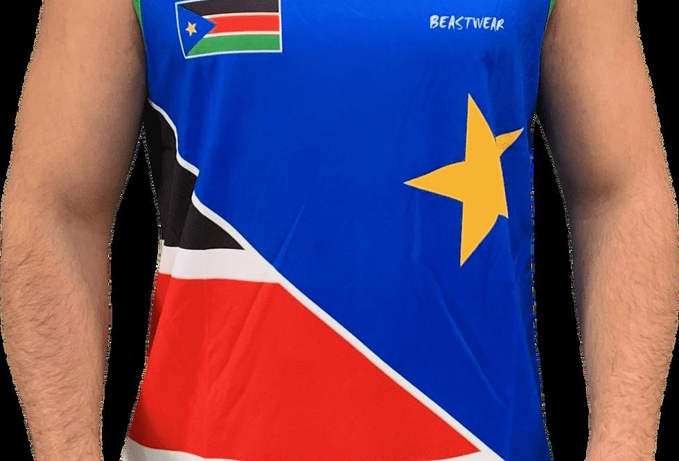 South Sudan - Singlet