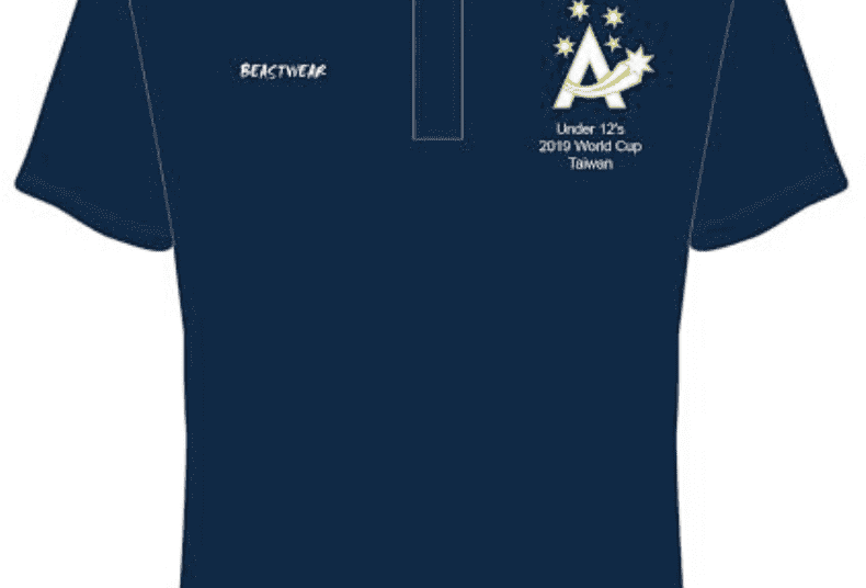 Baseball Australia U12 World Cup Polo