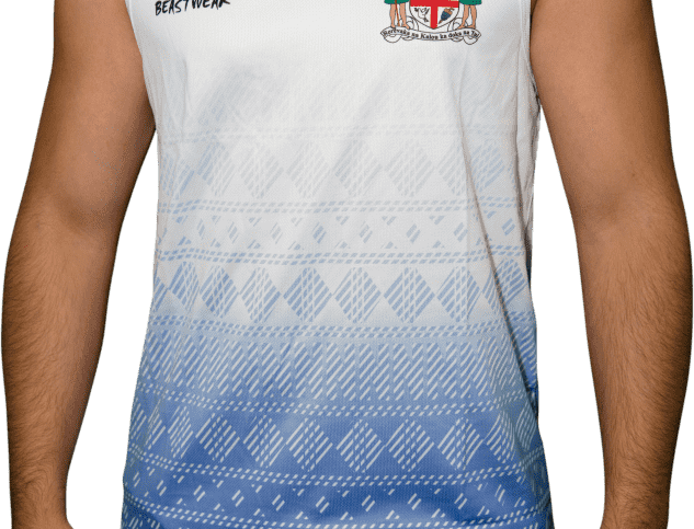 Fiji - Rugby League Singlet