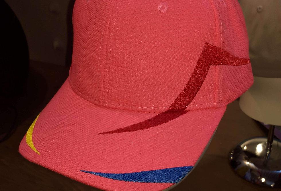 Beastwear Pink Stripe Cap