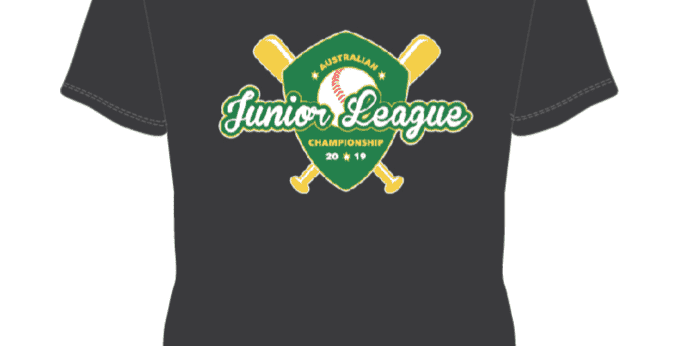 Junior League Baseball Event T