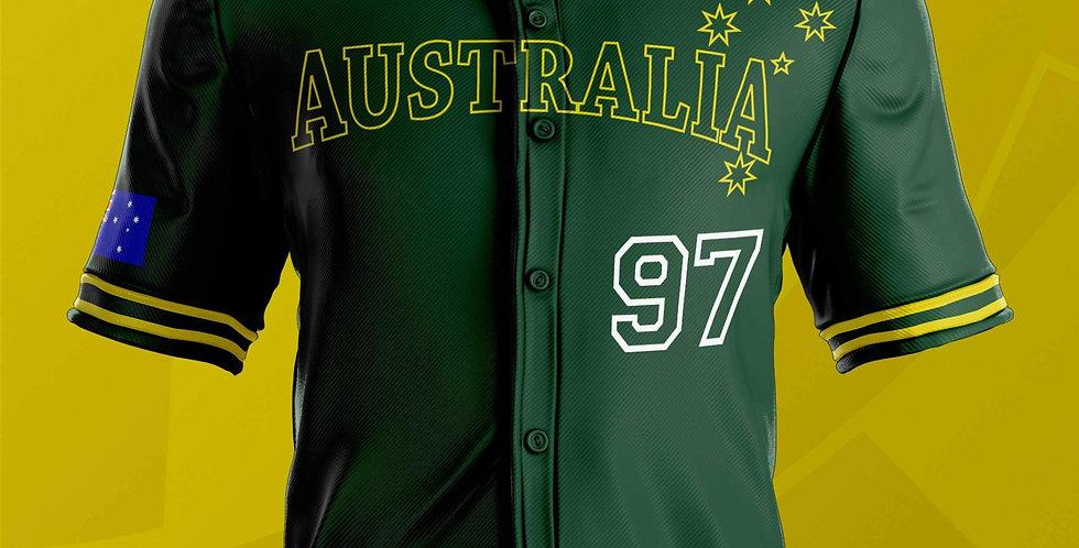 Jersey Baseball Australia Original