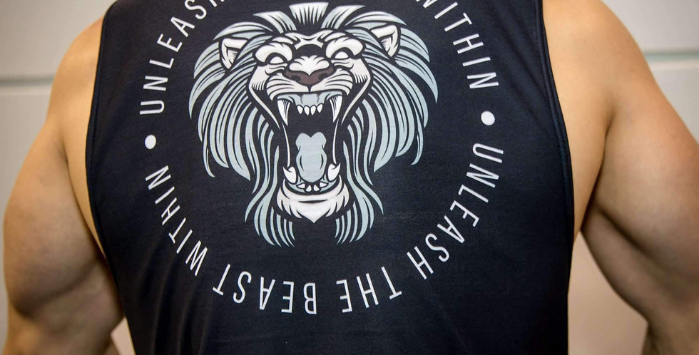Beastwear Lion Tank