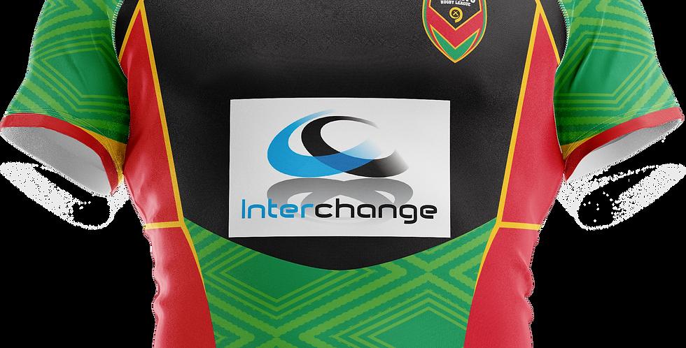 Jersey Vanuatu Rugby League