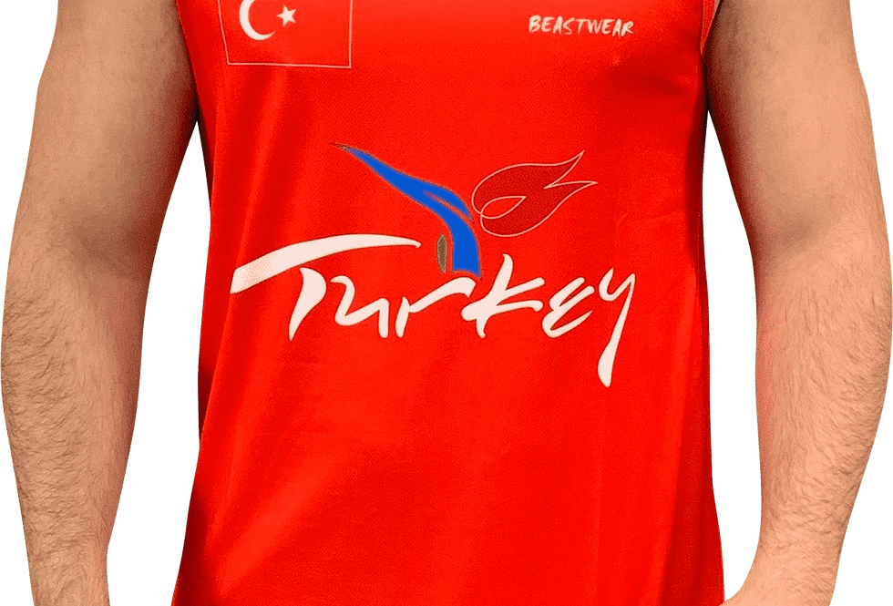 Turkey - Singlet
