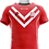 Thumbnail: Jersey (red) Japan Rugby League