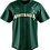 Thumbnail: Official Team Australia Baseball Replica Jersey - Green