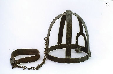 Scold's Bridle, Torture Device, History